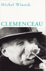 clemenceau,michel winock