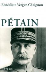 Pétain, Bénédicte Vergez-Chaignon