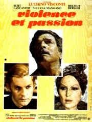 Violence et passion, Visconti,  Burt Lancaster, Silvana Mangano,Helmut Berger