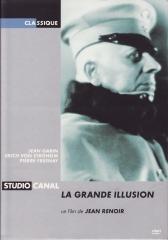la grande illusion,renoir,gabin,dita parlo,pierre fresnay,von stroheim,carette,dalio