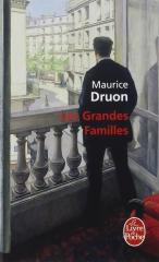 Les Grandes Familles, Druon