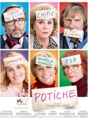 Potiche,Ozon, deneuve, depardieu, Lucchini, Karin Viard, Judith Godrèche,Jérémie Renier