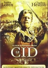 le cid,anthony mann,charlton heston,sophia loren,raf vallone,geneviève page