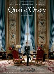 quai d'orsay,tavernier,thierry lhermitte,raphaël personnaz,niels arestrup,anaïs demoustier,bruno raffaeli