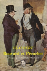 bouvard et pécuchet,flaubert
