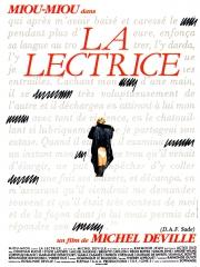 La Lectrice,Michel Deville, Miou-Miou, Patrick Chenais, Maria Casarès, pierre dux, Régis Royer,marianne denicourt