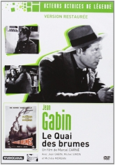 Le Quai des brumes, Marcel Carné, gabin, Michèle Morgan, Michel Simon, Pierre Brasseur, Robert Le Vigan